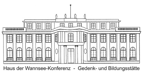 Logo House of the Wannsee Conference
