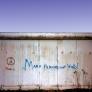 Graffiti on the GDR wall