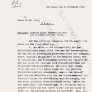Secret letter by the head of the main department of the Generalkommissar für Verwaltung und Justiz, 3 September 1940