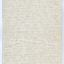 Letter No. 5, smuggled out of the concentration camp Ravensbrück, written by one of the Polish victims of medical experiments Wanda Wojtasik (-Połtawska), probably in the first half of September 1943